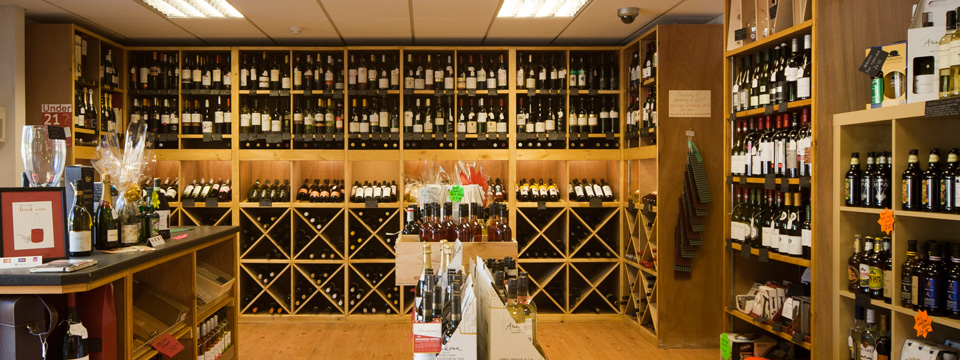 Independant wine wholesaler